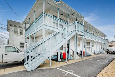 Seaside Heights Condo/Townhouse Under Contract: 52 Fremont Avenue #B4