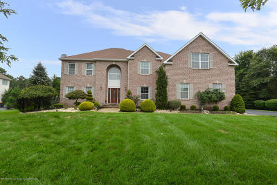 Monroe Single Family Home Under Contract: 13 Dynasty Drive