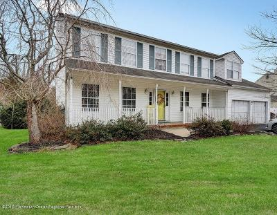 Toms River Single Family Home For Sale: 210 Wingate Court