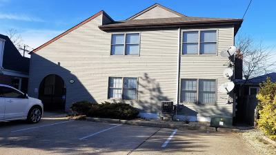 Seaside Heights Condo/Townhouse For Sale: 232 Blaine Avenue #2