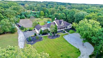 Monmouth County Farm For Sale: 157 Church Road