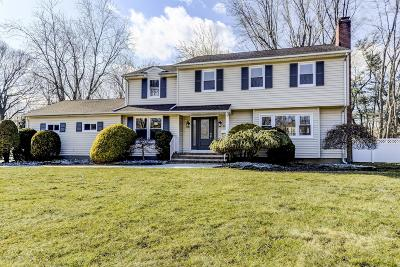 Freehold Single Family Home Under Contract: 8 Coventry Drive