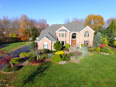 Morganville Single Family Home Under Contract: 313 Sinclair Court