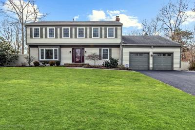 Toms River Single Family Home For Sale: 222 Rivers Edge Lane