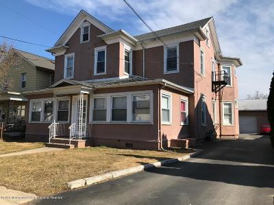 Long Branch Multi Family Home Under Contract: 63 Norwood Avenue