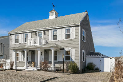 Point Pleasant Single Family Home Under Contract: 1810 Boat Point Drive