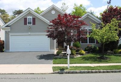 Ocean County Adult Community For Sale: 19 Pembroke Drive