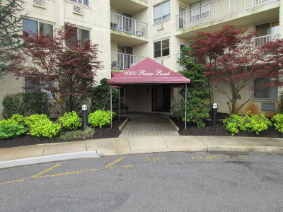 Belmar Condo/Townhouse For Sale: 1000 River Road #2K