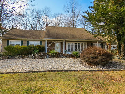 Howell Single Family Home For Sale: 1 High Ridge Road