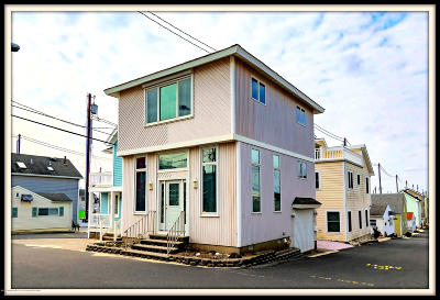 Lavallette Single Family Home For Sale: 11 E Beach Way