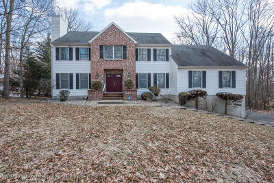 Jackson Single Family Home For Sale: 405 Bartley Road