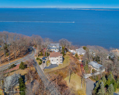 Atlantic Highlands Single Family Home For Sale: 2 Lawrie Road