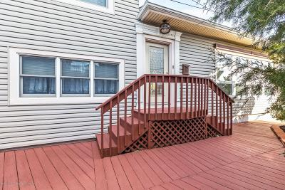 Seaside Park Single Family Home For Sale: 66 K Street