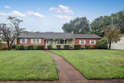 Brick Single Family Home For Sale: 83 Robbins Court