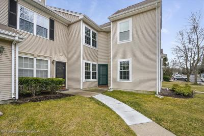 Holmdel Rental Under Contract: 26 Stagecoach Drive