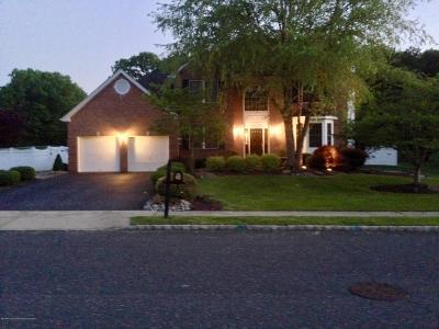 Jackson Single Family Home For Sale: 4 Springbrook Drive