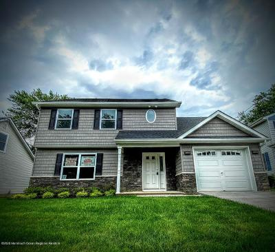 Aberdeen, Matawan Single Family Home For Sale: 131 County Road