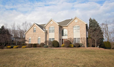 Freehold Single Family Home For Sale: 120 Round Hill Drive