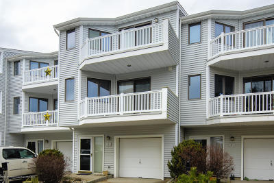 Long Branch Condo/Townhouse Under Contract: 4 Navesink Court