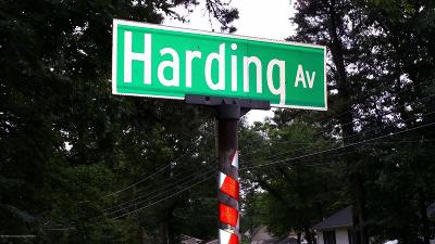 Residential Lots & Land For Sale: Harding Avenue