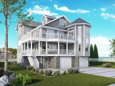 Point Pleasant Beach Single Family Home For Sale: 1105 Ocean Avenue