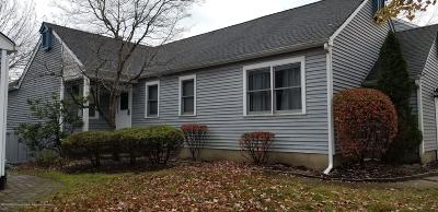Toms River Single Family Home For Sale: 33 Turnberry Circle #102A