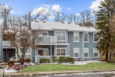 Howell Condo/Townhouse Under Contract: 126 Cypress Court