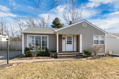 Freehold Single Family Home Under Contract: 20 Ann Street