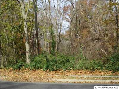 Freehold Residential Lots & Land For Sale: 280 Schanck Road