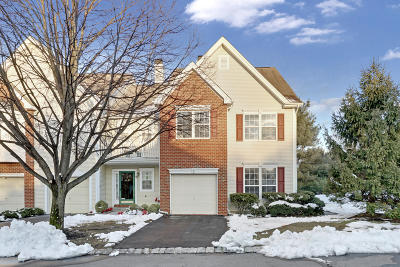 Holmdel Condo/Townhouse Under Contract: 9 Alpine Road