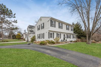 Avon-by-the-sea, Belmar, Bradley Beach, Brielle, Manasquan, Spring Lake, Spring Lake Heights Single Family Home For Sale: 110 Manito Road