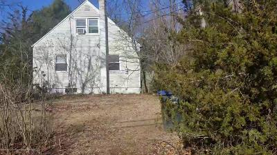 Monmouth County Single Family Home For Sale: 1222 W Chicago Boulevard