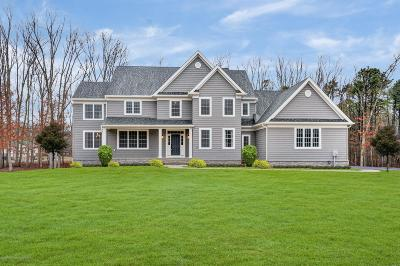 Howell Single Family Home For Sale: 2 Tiffany Court