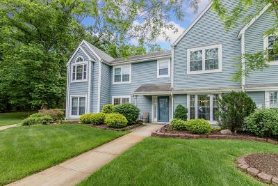 Howell Condo/Townhouse Under Contract: 209 Ashwood Court