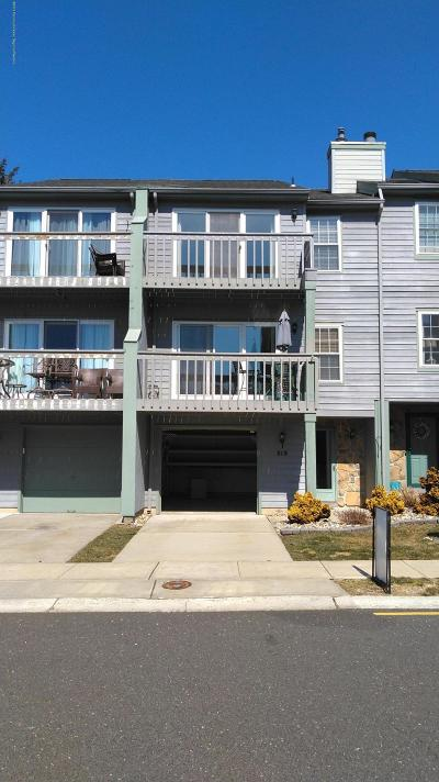 Neptune City, Neptune Township Condo/Townhouse Under Contract: 319 Spinnaker Way