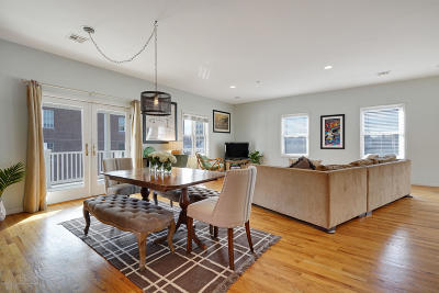 Asbury Park Condo/Townhouse For Sale: 505 Summerfield Avenue #5
