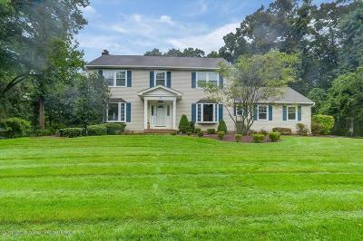 Holmdel Single Family Home Under Contract: 19 Winthrop Drive