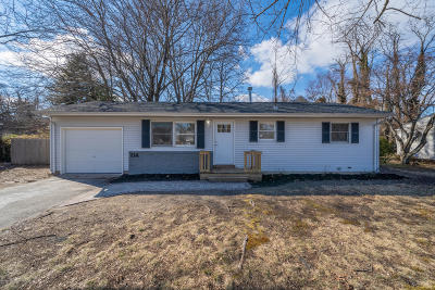 Berkeley Single Family Home For Sale: 214 Cornelius Street