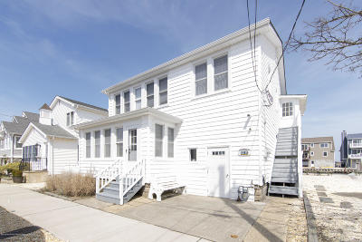 Seaside Park Condo/Townhouse For Sale: 292 N Street #Unit A1