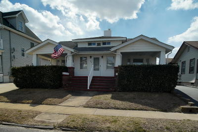 Bradley Beach Single Family Home Under Contract: 109 3rd Avenue