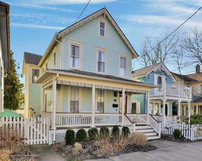 Ocean Grove Rental For Rent: 142 Heck Avenue