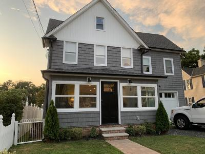 Rumson Single Family Home For Sale: 6 West Street