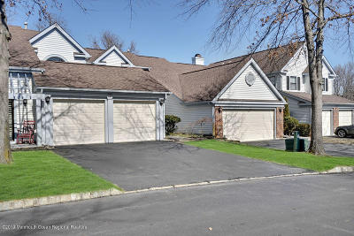 Ocean Twp Condo/Townhouse Under Contract: 124 Old Orchard Lane