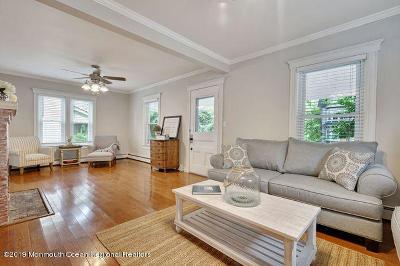 Manasquan Single Family Home For Sale: 78 Morris Avenue