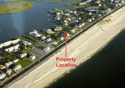 Long Branch, Monmouth Beach, Oceanport Single Family Home For Sale: 136 Ocean Avenue