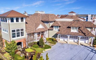 Long Branch, Monmouth Beach, Oceanport Single Family Home For Sale: 136a Ocean Avenue