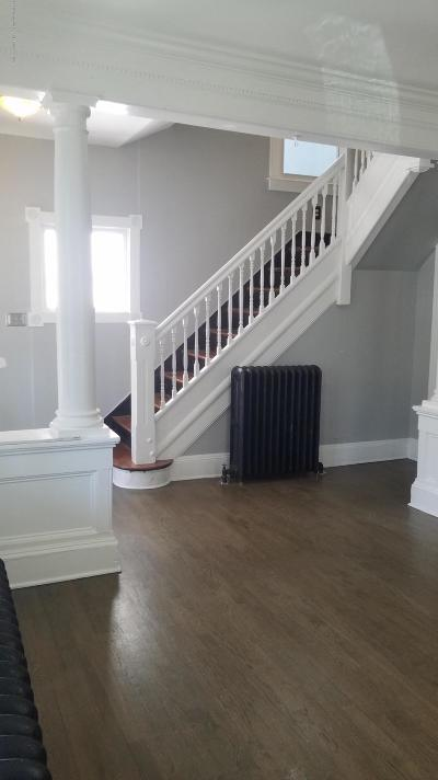 Asbury Park Single Family Home For Sale: 1027 1/2 Sewall Avenue