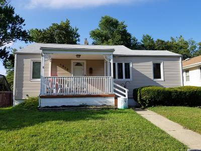Neptune Township Single Family Home Under Contract: 1513 7th Avenue