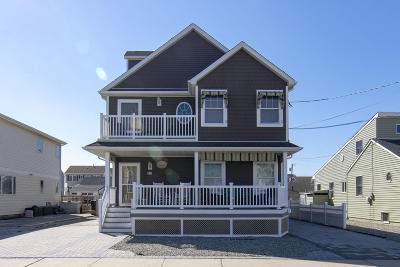 Ortley Beach Single Family Home For Sale: 5 5th Avenue
