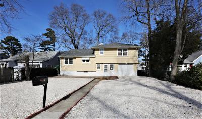 Brick Single Family Home For Sale: 687 Mantoloking Road